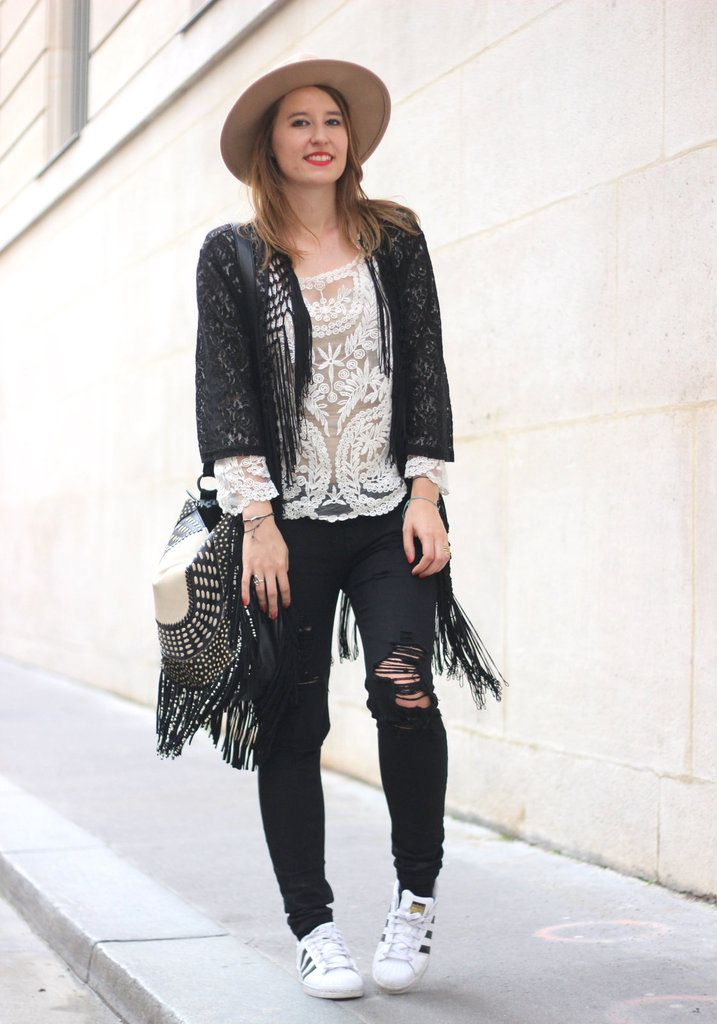 Lace & Fringes