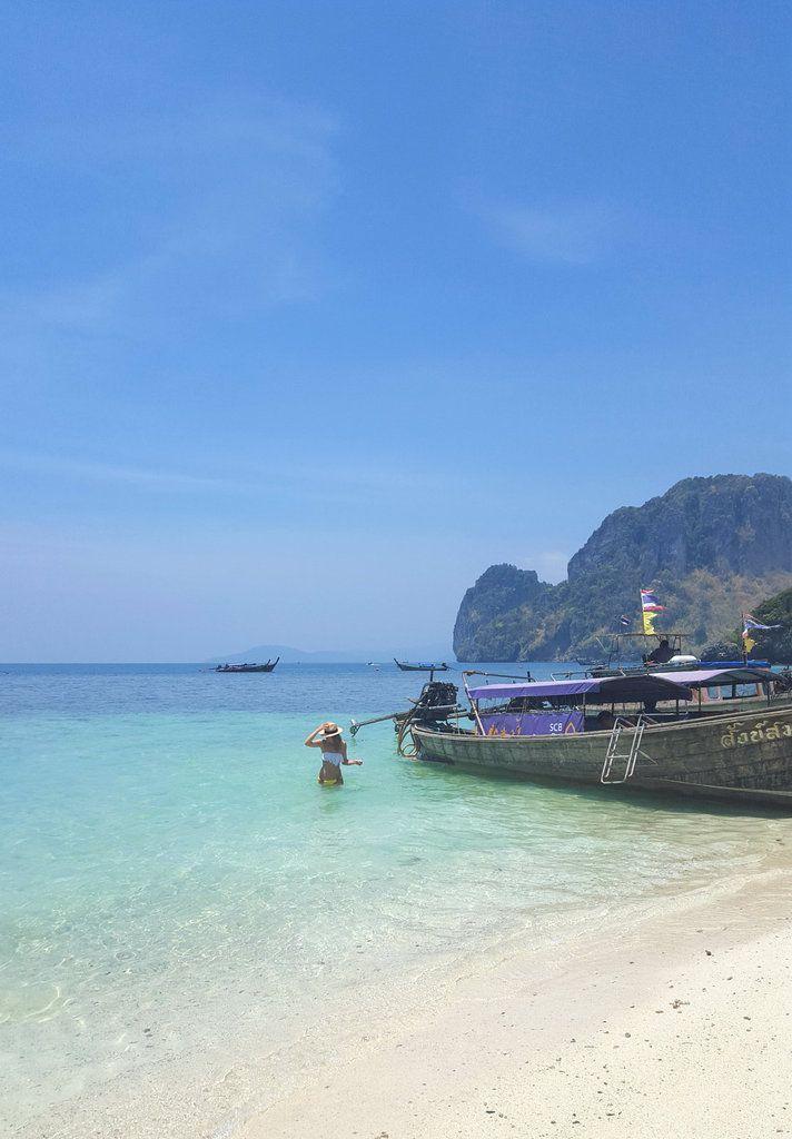 Partir en vacances en Thaïlande: Krabi