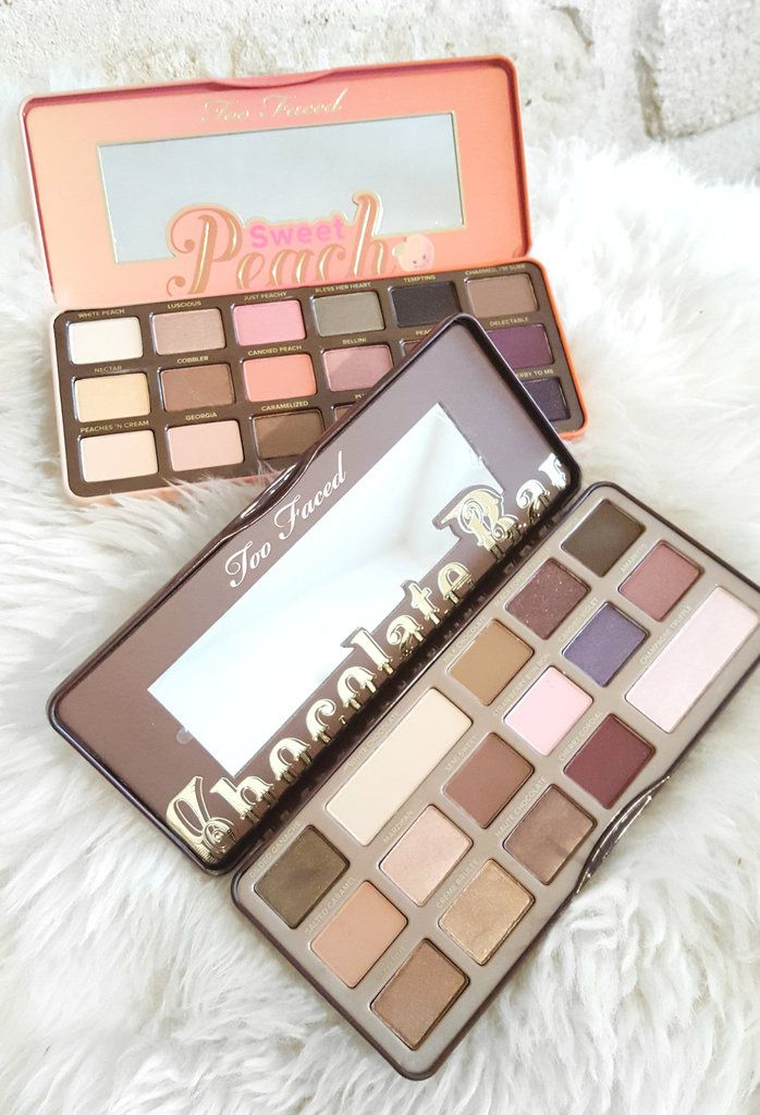 TOO FACED arrive enfin en France