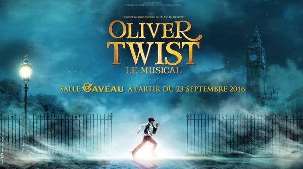 Comédie Musicale: Oliver Twist