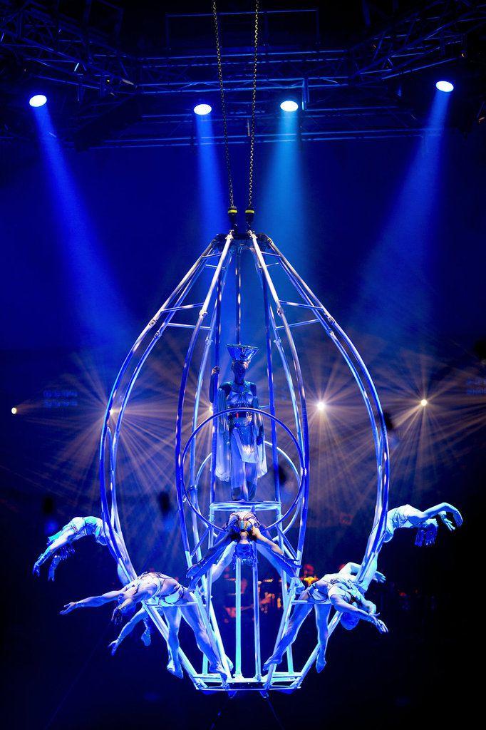 QUINTESSENCE: Le nouveau spectacle du cirque Alexis Gruss