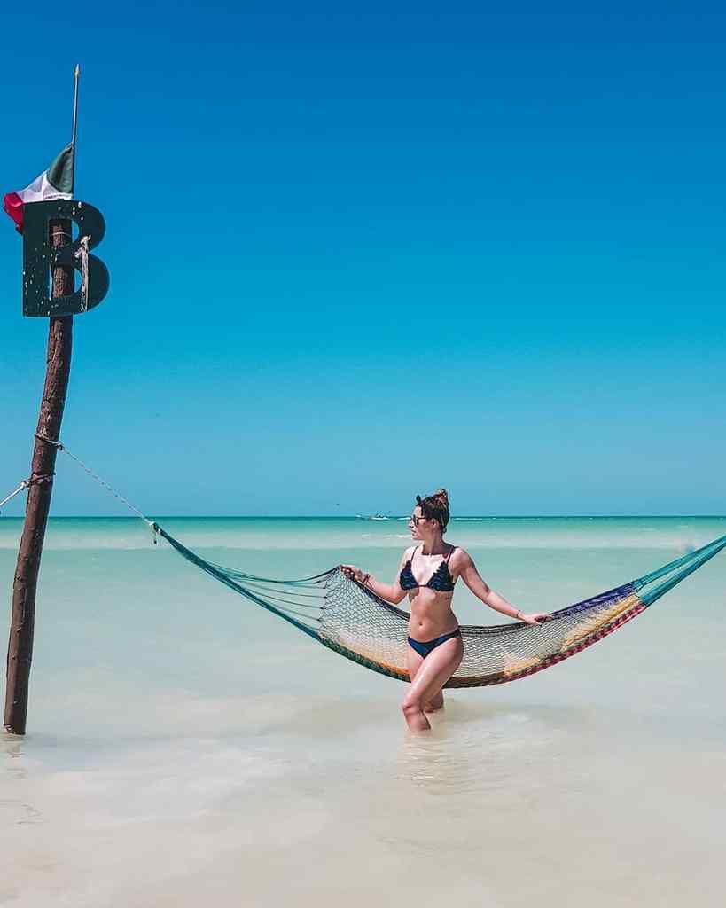 Mon Voyage au Mexique: Playa Del Carmen, Cobà et Holbox