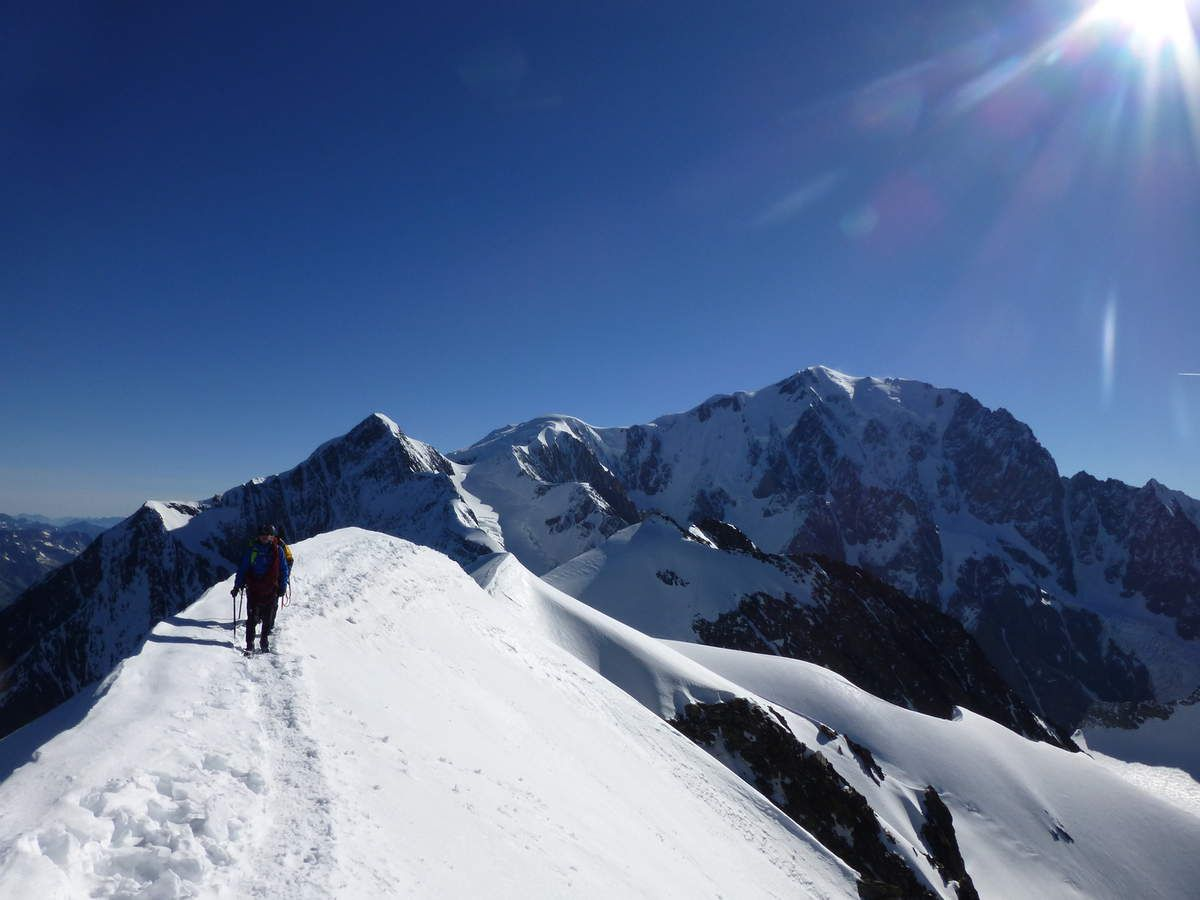 Dômes de Miage - 3673 m