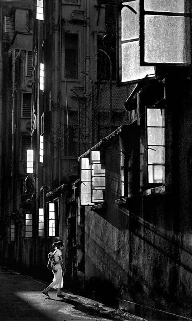 Hong Kong 1950 par Fan Ho