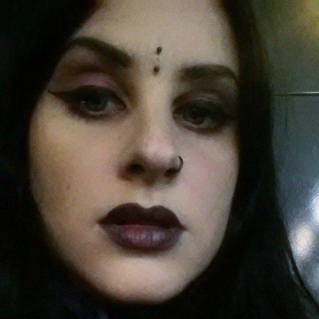 #jkrowling #thecasualvacancy #bookaddict #books #booklover #pornbook #instabook #livre #gothgirl #goth #gothic #metalgothgirl #metalbabe #selfie #metalgirl #metalhead #alternativegirl #alternative #woman #girlwithblackhair #girlwithlonghair #naturallonghair #longhair #bored #blackhair #makeup #blackandwhite #frenchgirl #followme #f4f #piercing #bindi #thirdeye #verticalbridge #palegirls #picoftheday #pinup