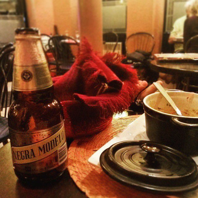 Restaurante mexicano!!! <3 #mexicanfood #mexican #mexicana #mexicanbeer #negramodelo #restaurant #paris #food