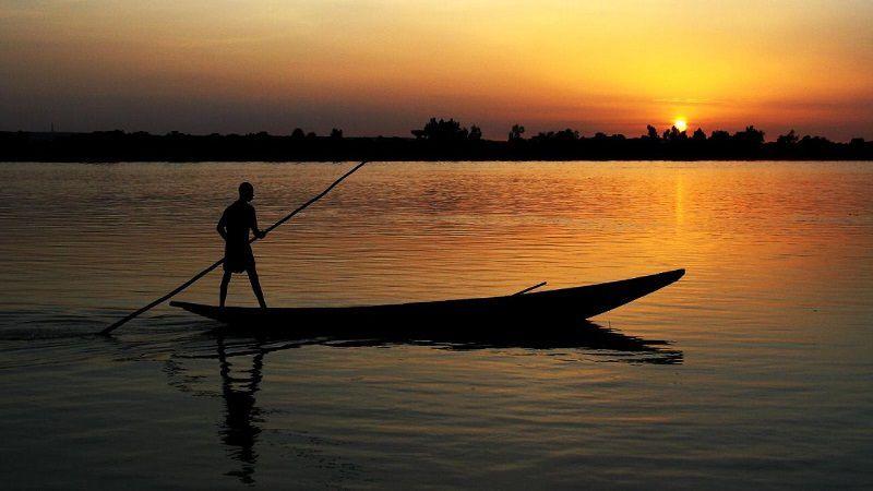 fleuve niger au Mali