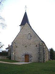 Église paroissiale Sainte-Madeleine de la Hauteville
