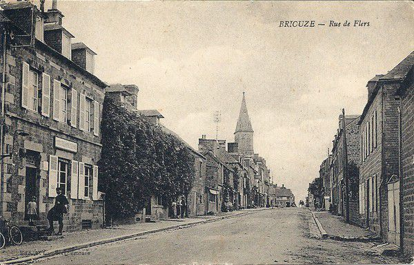 Commune de Briouze