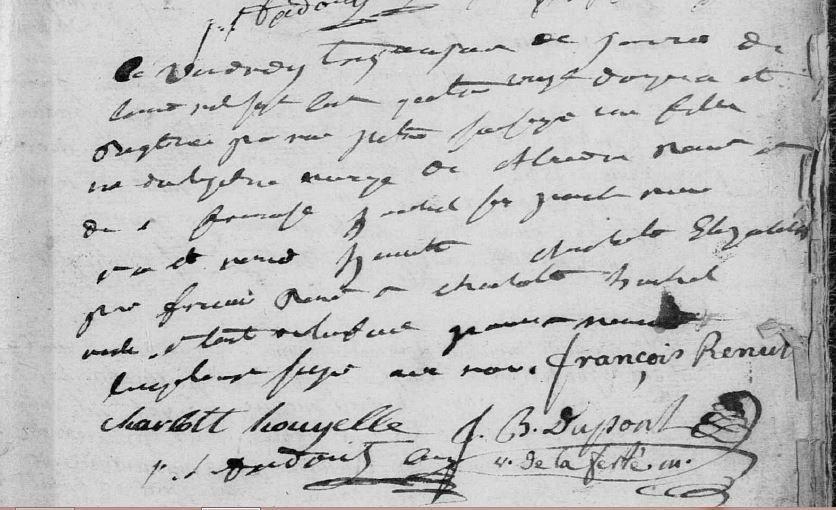 Lougé sur Maire - AD 61 - Registre paroissial - 3NUMECRP237/EDPT 448_8