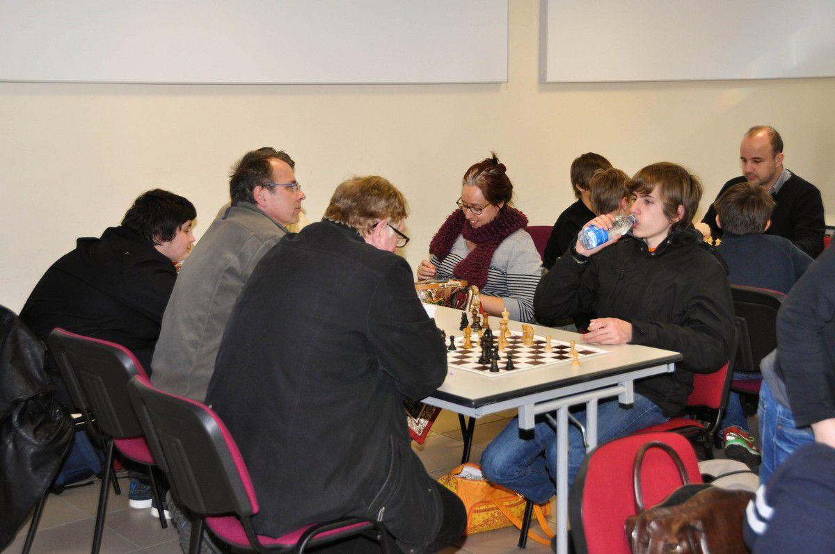 Championnat d'échecs à Ille sur Têt