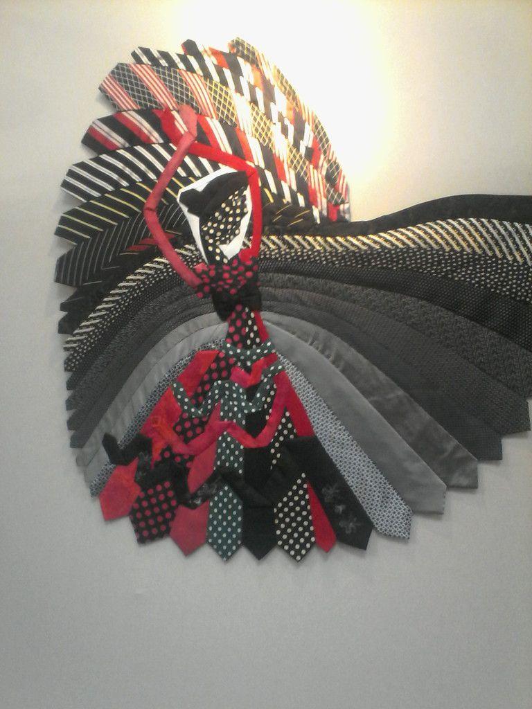 Robe flamenca de Caroline Régnaut