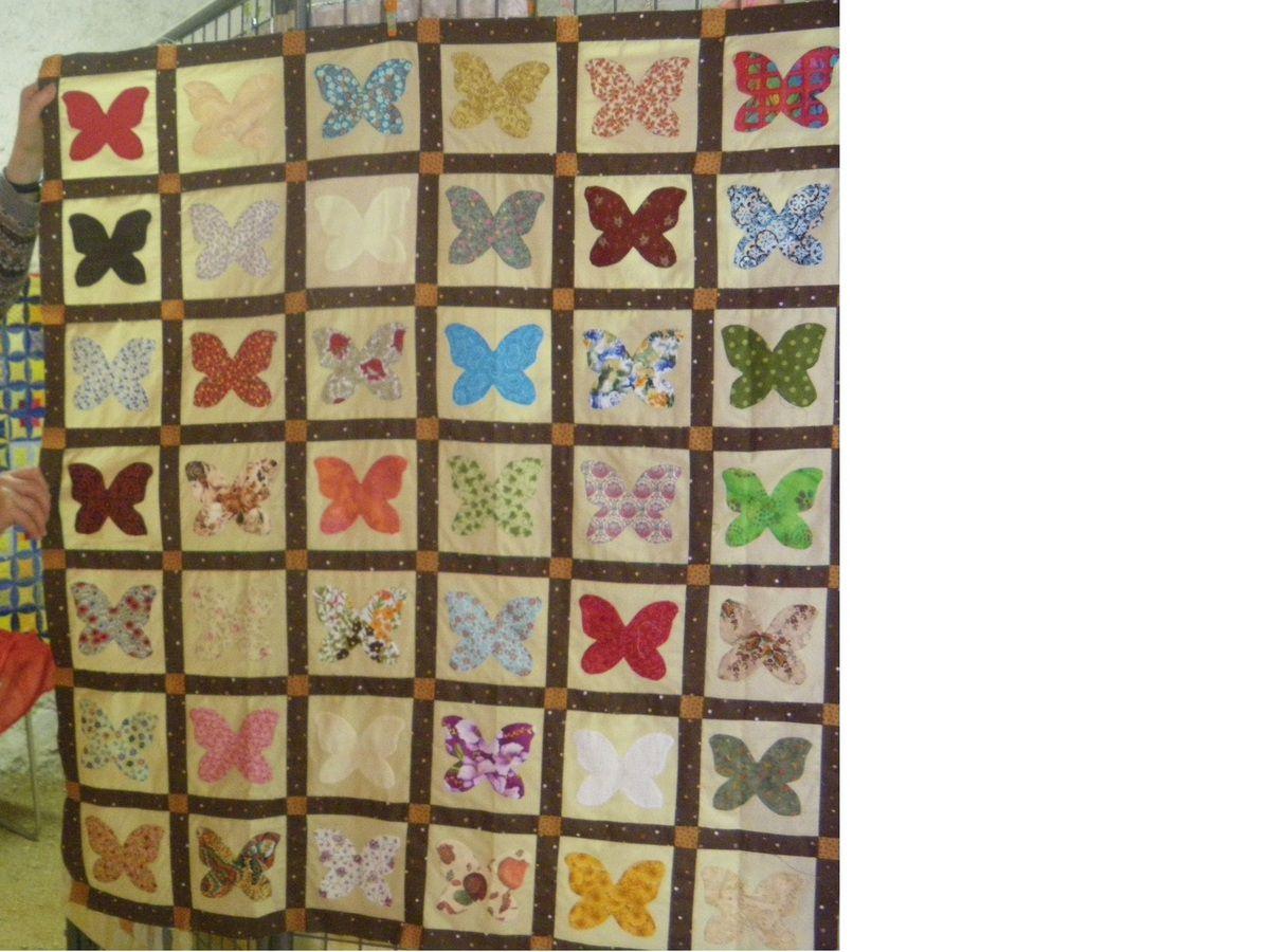 arlequins patchwork