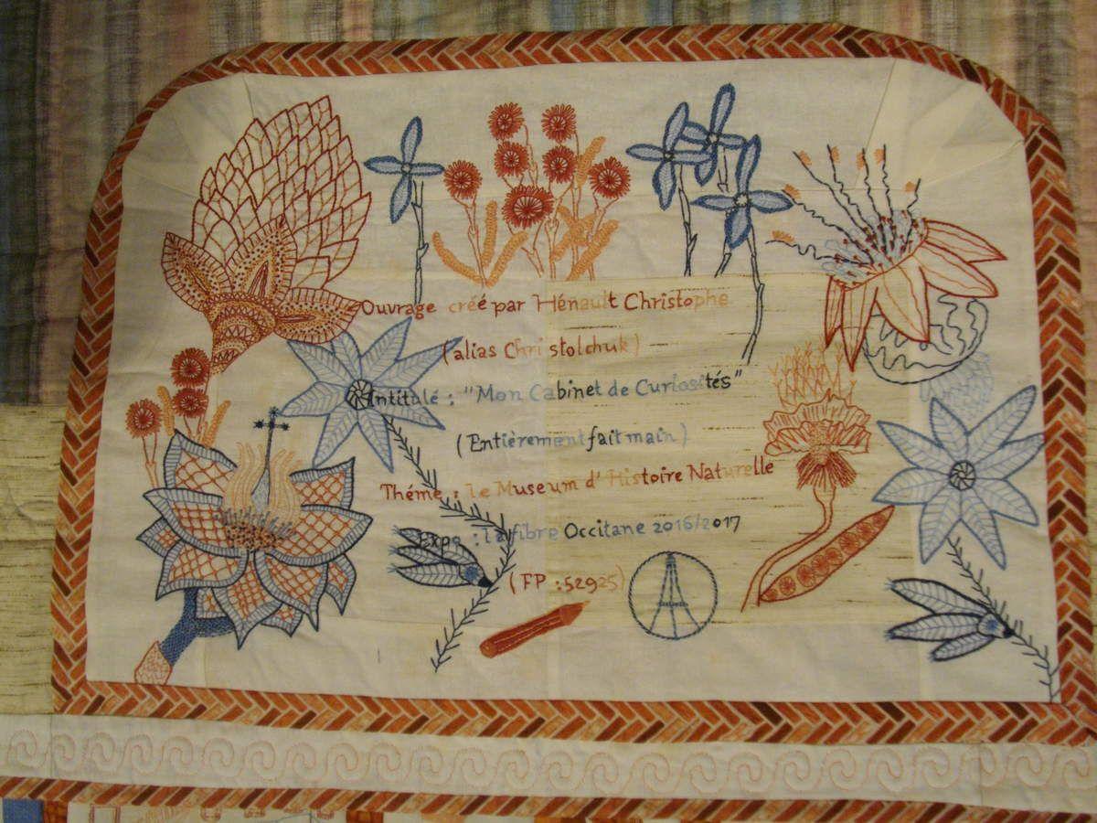 patchwork museum d'histoire naturelle