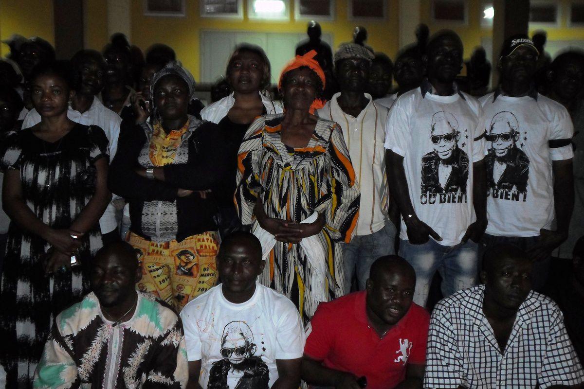 Douala: Les artistes rendent hommage à Koulibaly