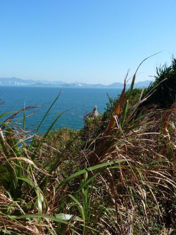 Départ en ferry (1/2 heure) pour la petite île de Cheung chau