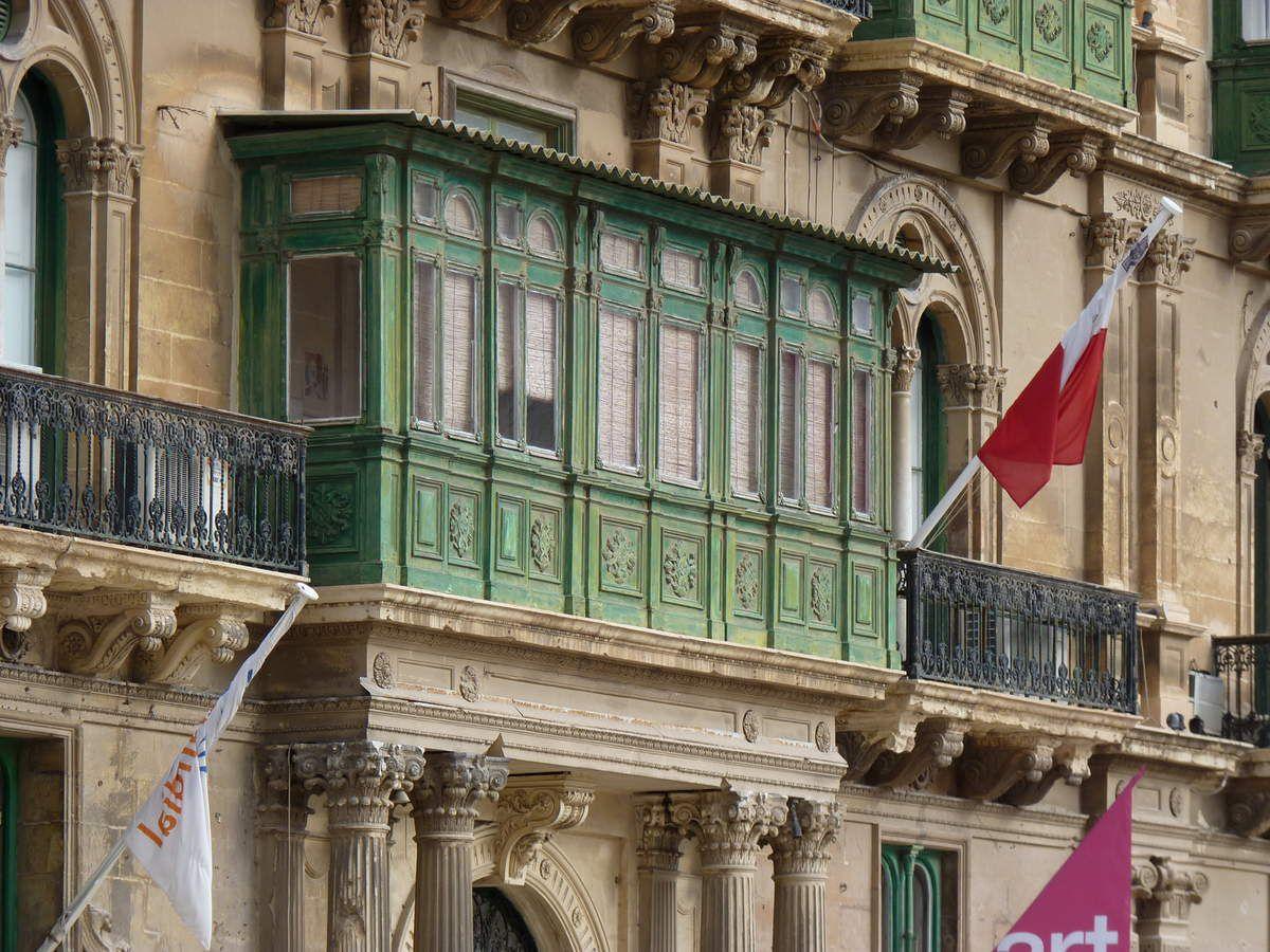 balcon maltais