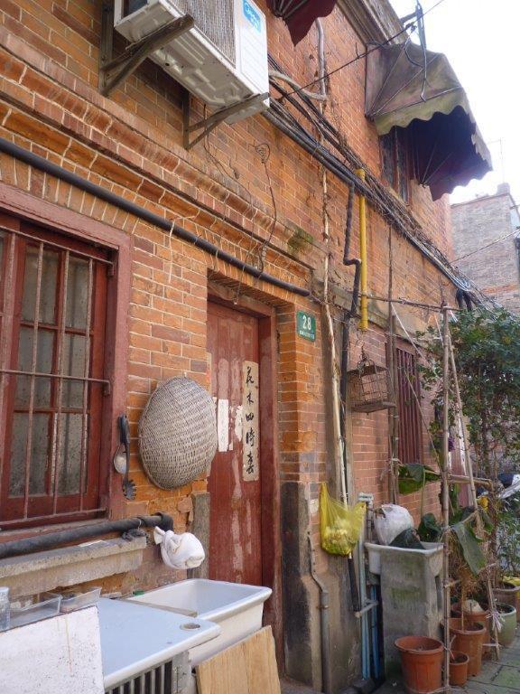 Un petit tour à Shanghaï