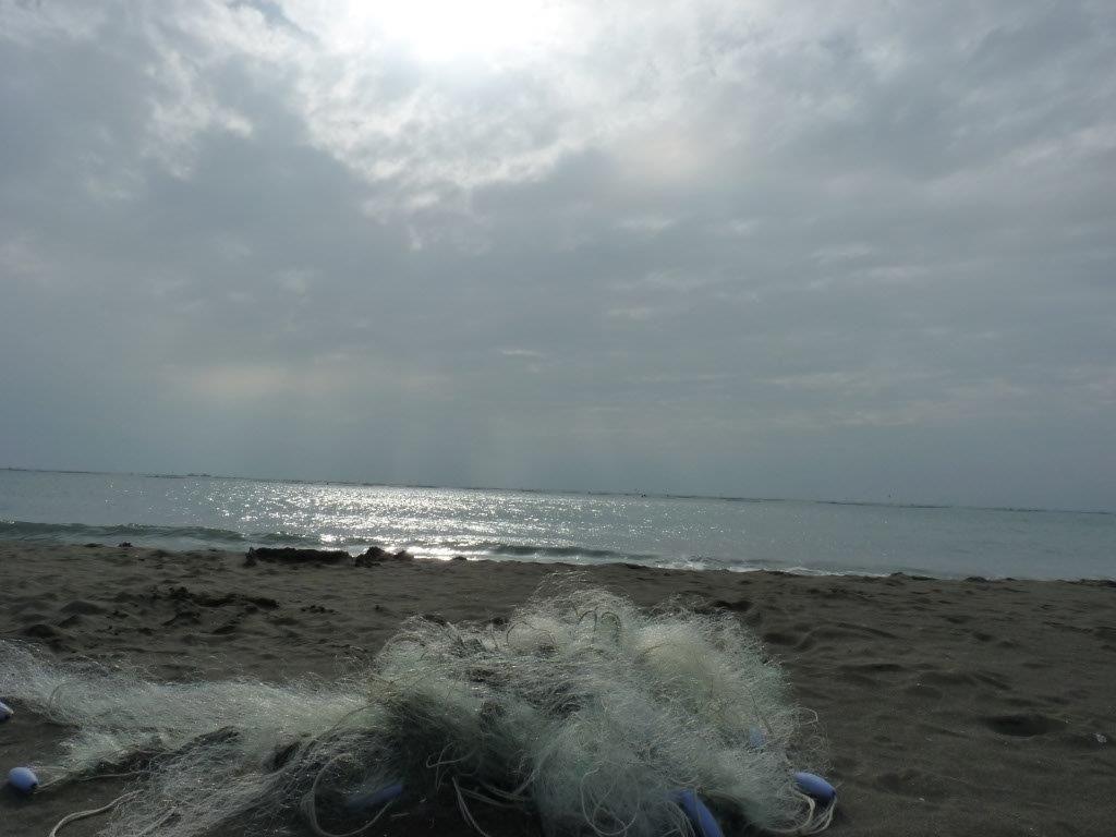 enfin la mer!!