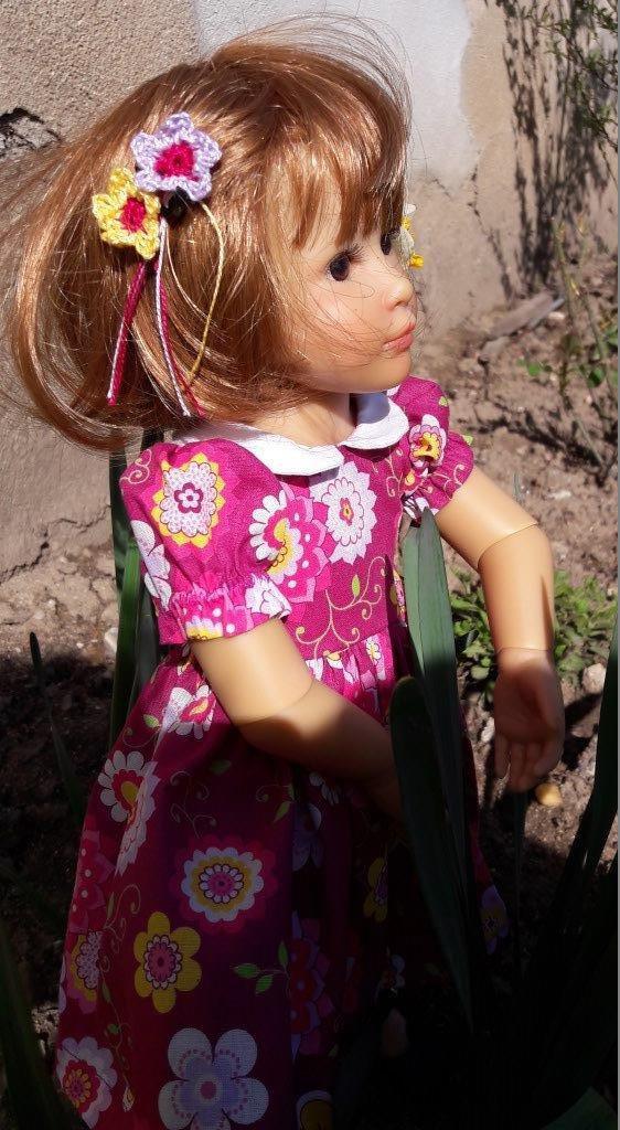 Une robe d'été pour Bérénice