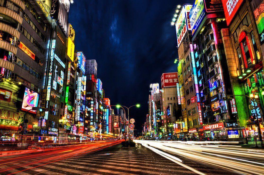 Histoire de Shinjuku