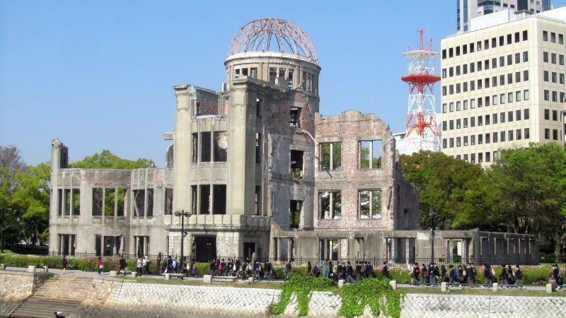 Les derniers survivants d'Hiroshima