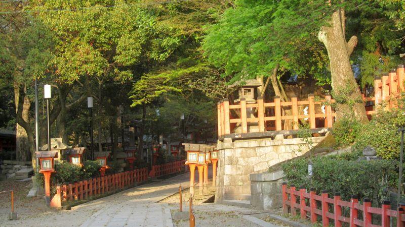 Promenade à Higashiyama
