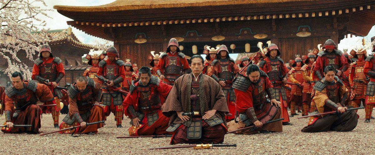 Photo extraite du film 47 Ronin : l'avant-dernier samouraï