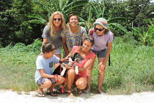 Une belle famille, une belle toutoune, une belle vie à venir !