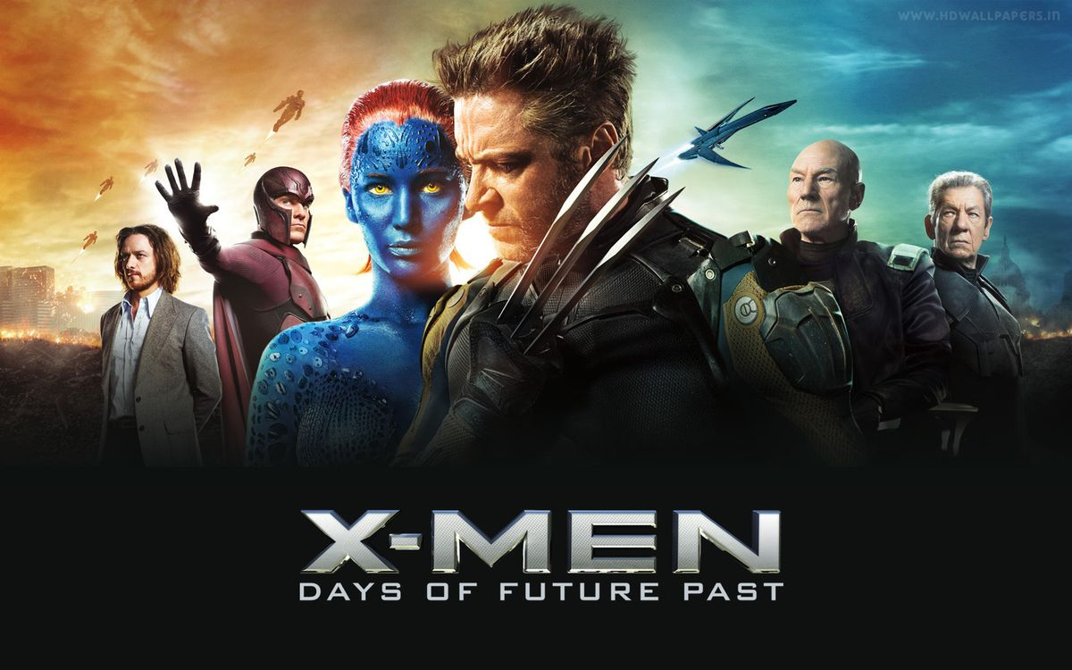 X Men : Days of Future Past (2014), Bryan Singer