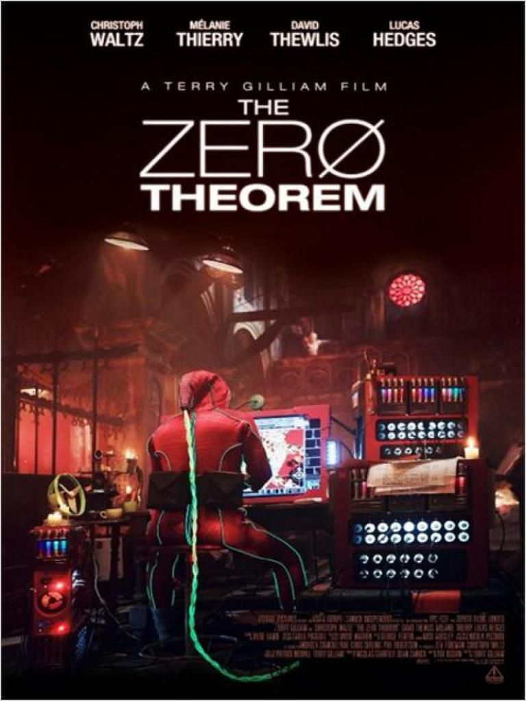 Zéro Theorem (2014), Terry Gilliam