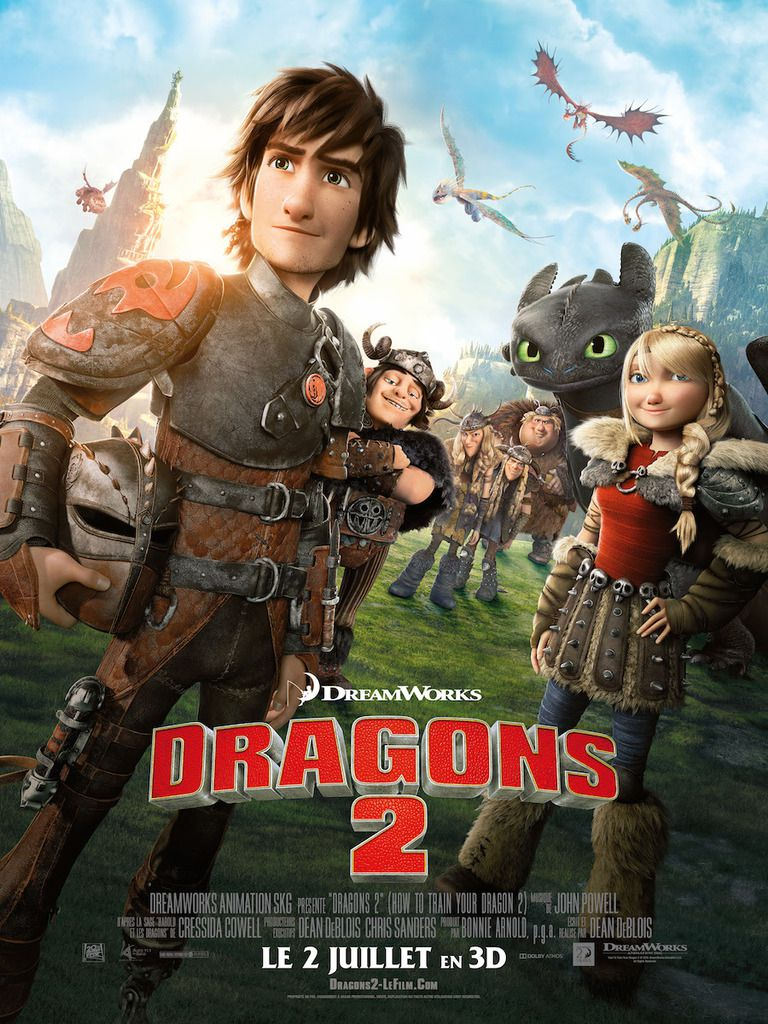 Dragons 2 (2014), Dean DeBlois