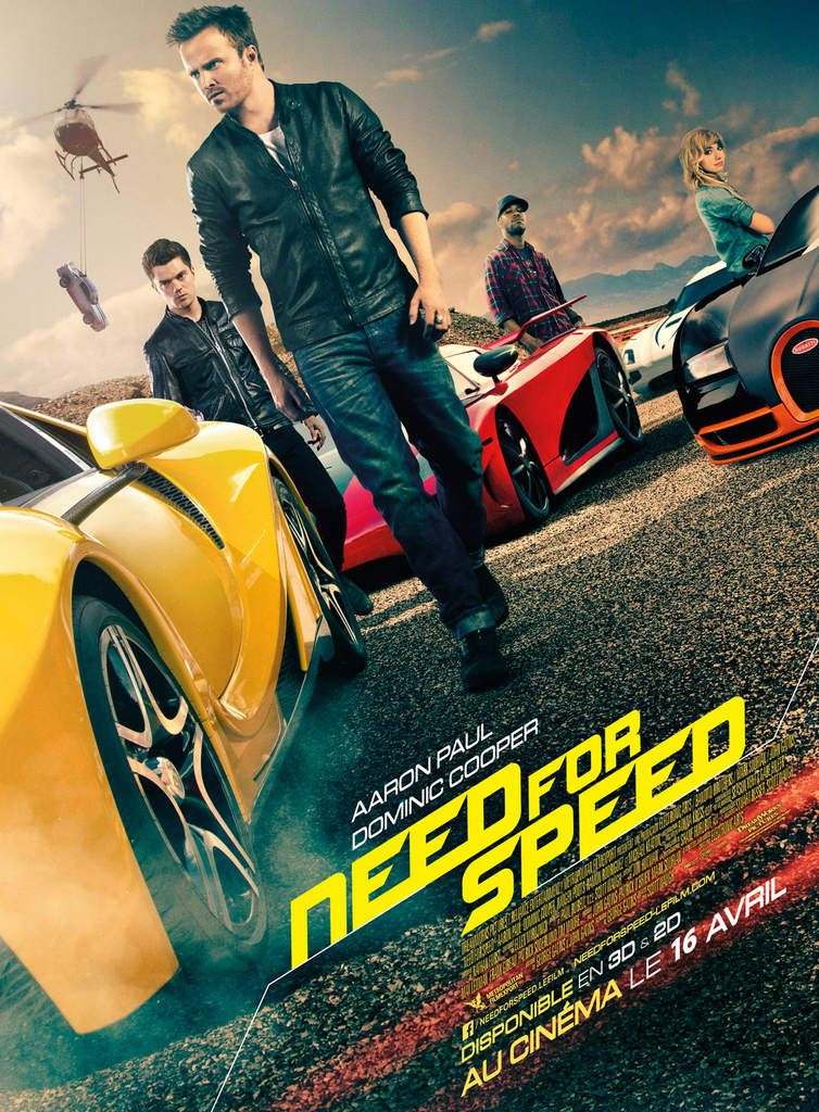 Need for Speed (2014), Scott Waugh