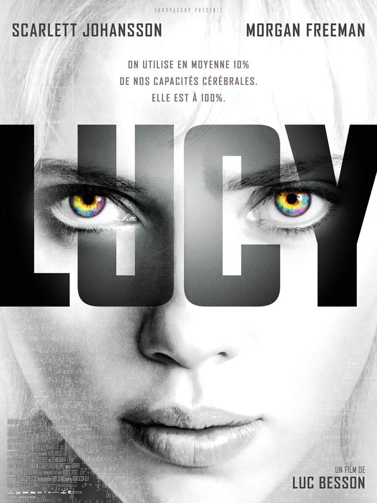 Lucy (2014), Luc Besson