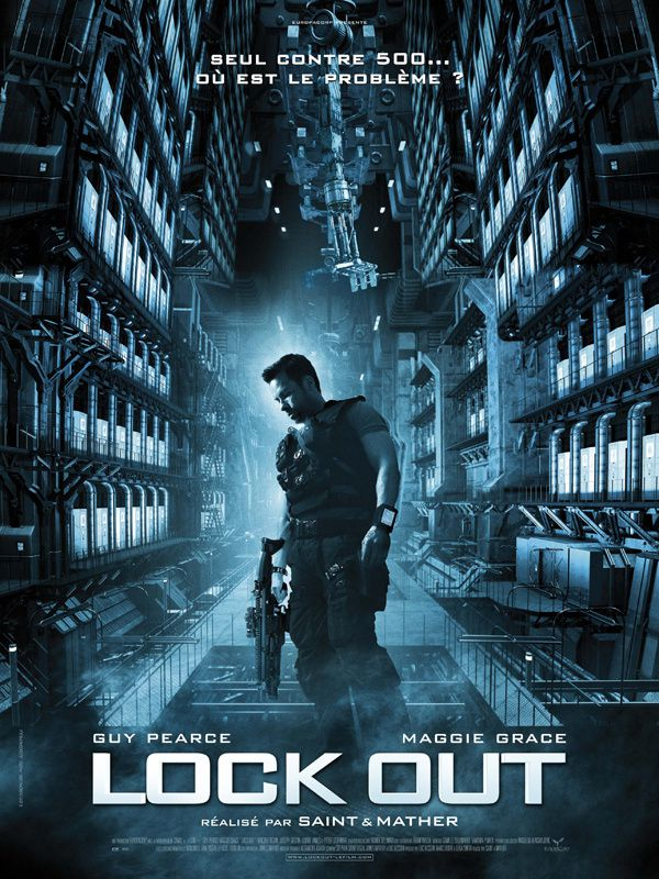 Lock Out (2012), James Mather et Stephen St.Leger
