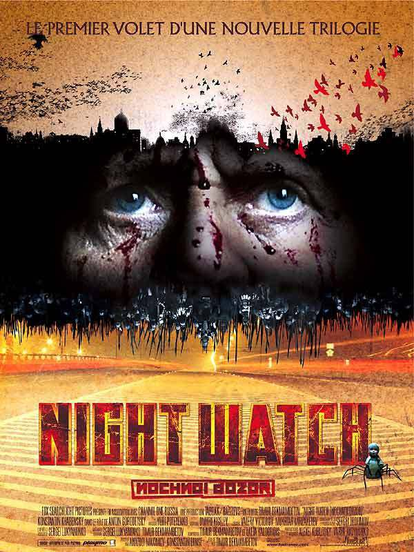 Night Watch (2005), Aleksandr Bachilo et Timur Bekmambetov