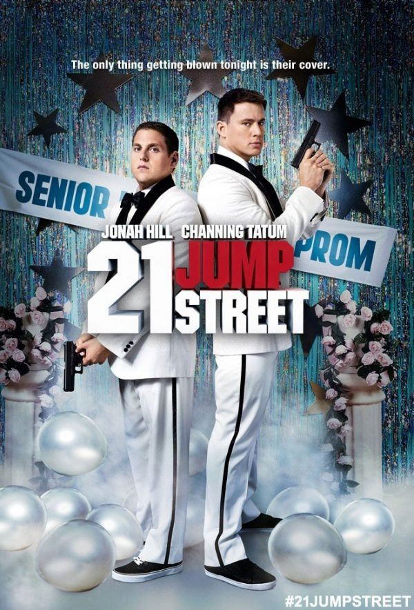 21 Jump Street (2012), Phil Lord et Christopher Miller