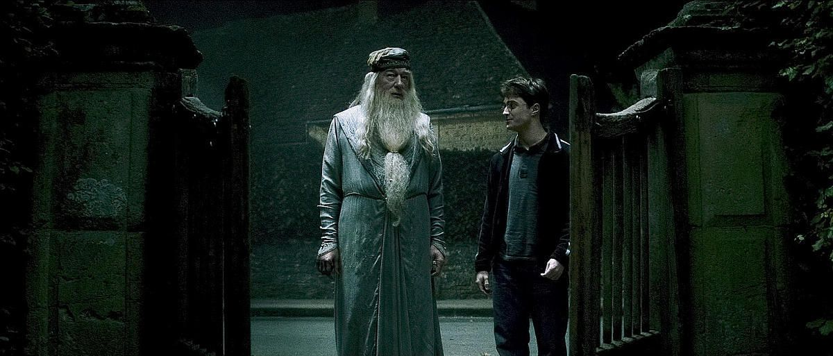 Harry Potter et le Prince de sang mêlé (2009), David Yates