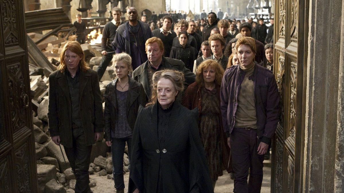 Harry Potter et les reliques de la mort - Partie 2 (2011), David Yates