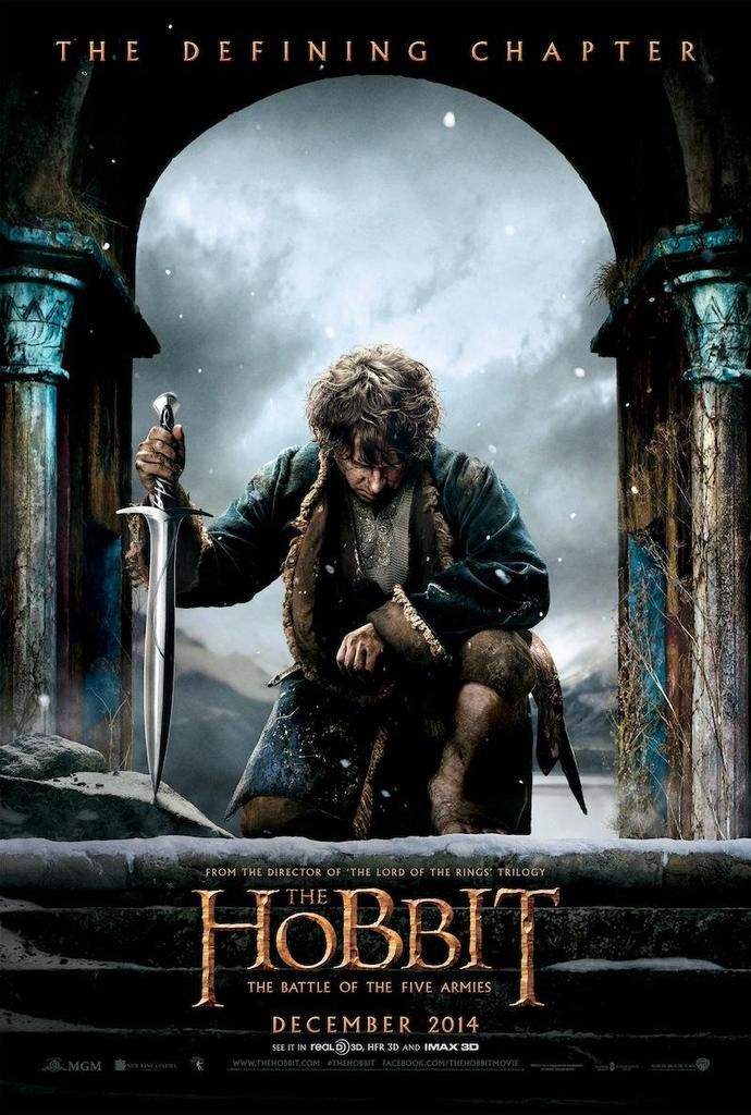 The Hobbit : The Battle of the Five Armies (2014), Peter Jackson