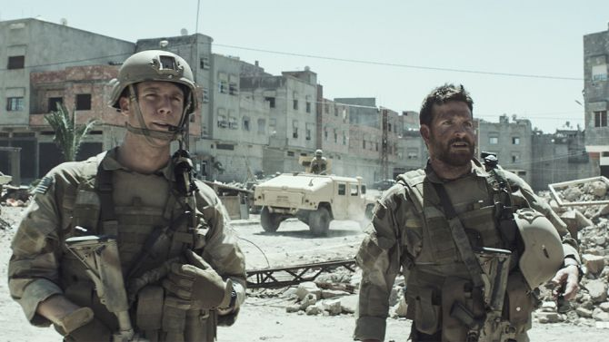 American Sniper (2015), Clint Eastwood