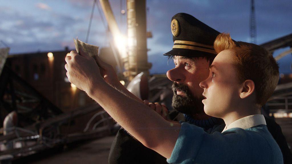 Les Aventures de Tintin : Le Secret de la Licorne (2011), Steven Spielberg