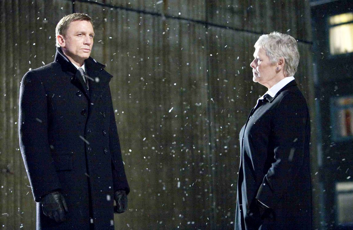 Quantum of Solace (2008), Marc Foster