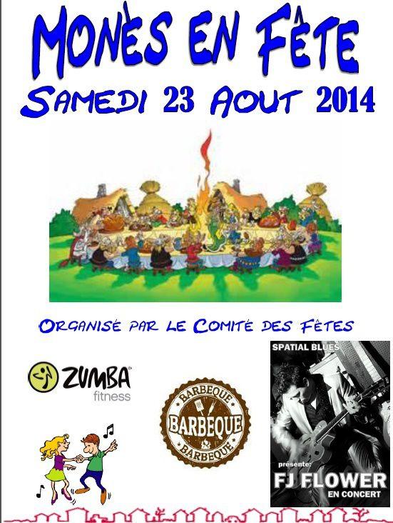 Fête 2014, le 23 août