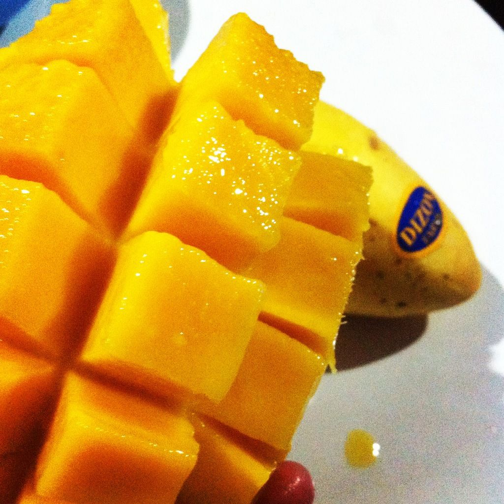 Les meilleures mangues sont pinoys !