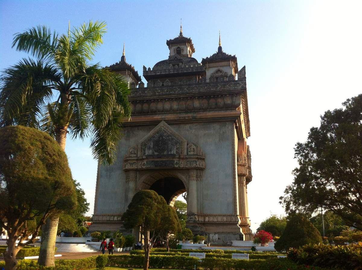 Patuxay Park