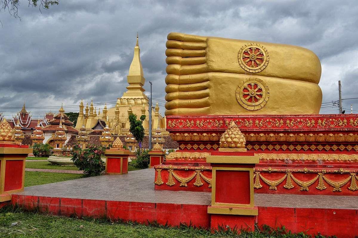 Ban That Luang Nuea : détails III