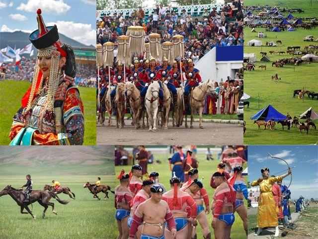 Une célébration ancestrale : des J.O. à la mongole