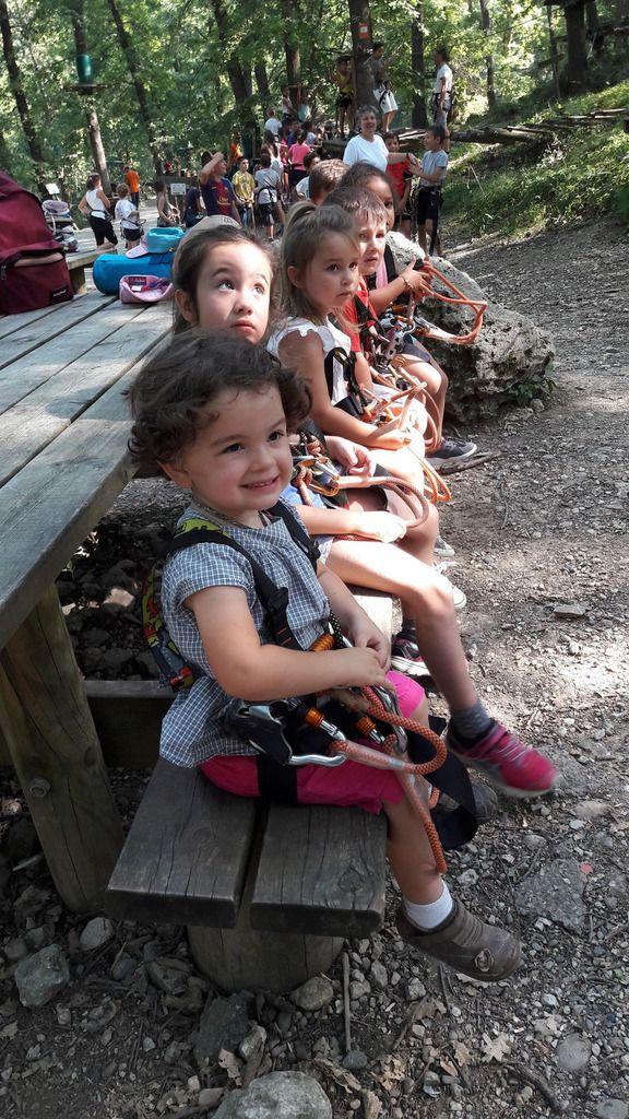 Sortie à Happy Forest pour les maternelles