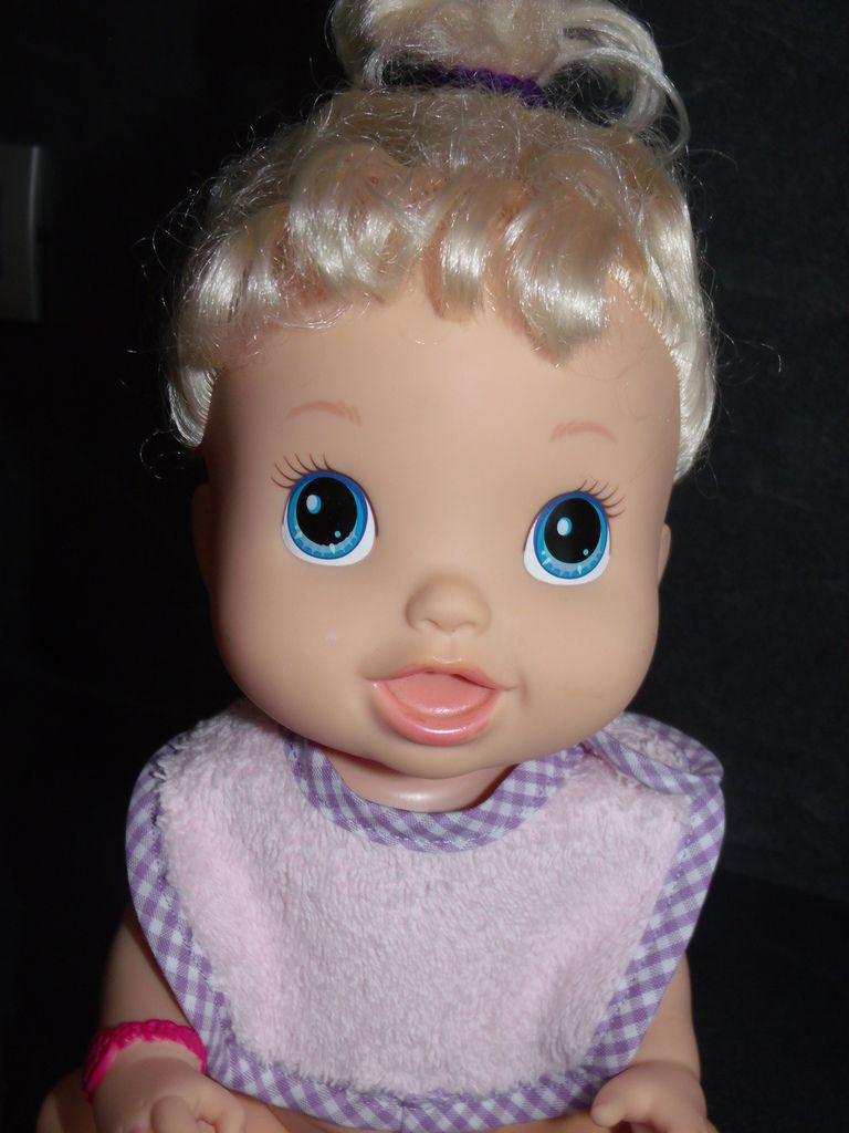 Pochette à langer pour poupée